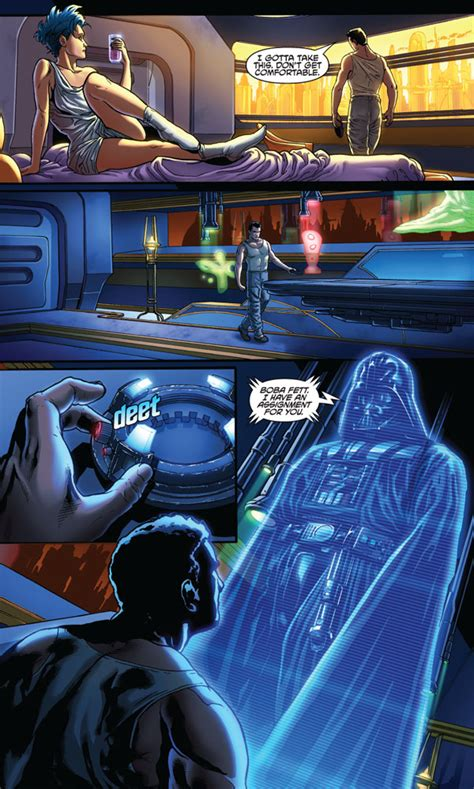 Star Wars: The Force Unleashed Volume 2 tpb :: Profile