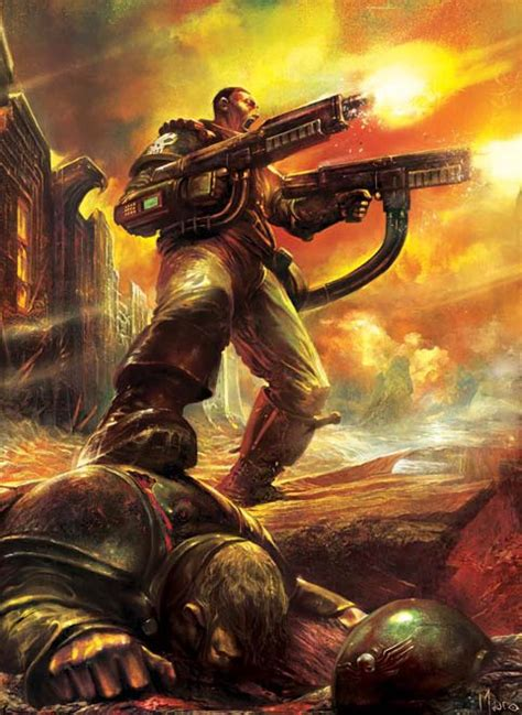 Dual Hellgun - your argument is invalid image - Warhammer