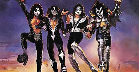 Kiss, 'Destroyer' | 500 Greatest Albums of All Time